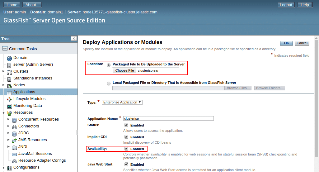 2757-1-deploy-glassfish-application