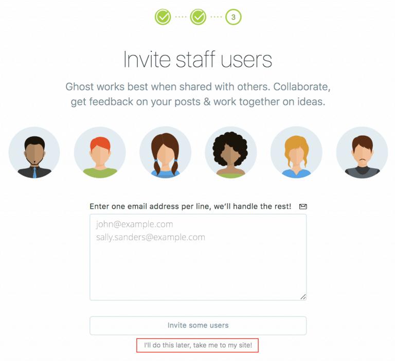 3640-1-invite-team-to-ghost-blogging-platform